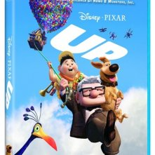 La copertina di Up (blu-ray)