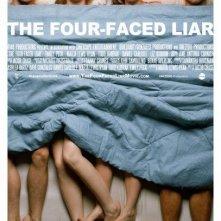 La locandina di The Four-Faced Liar