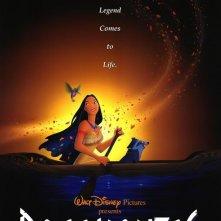 Locandina del film d\'animazione Pocahontas (1995)