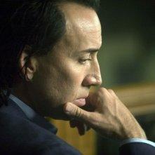 Nicolas Cage in un primo piano del film Bangkok Dangerous