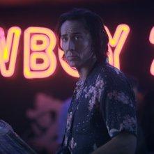 Nicolas Cage, protagonista del film Bangkok Dangerous