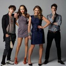 Secret Diary of a Call Girl: una foto promozionale del cast della stagione 3