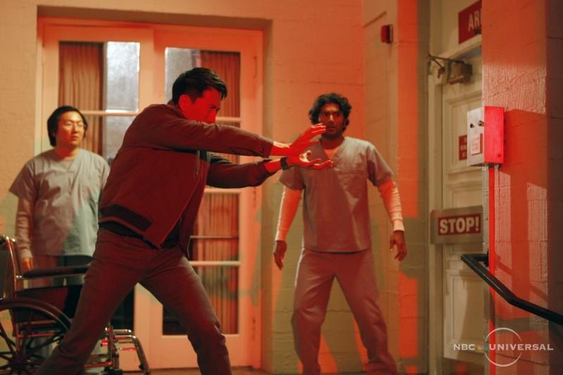 Sendhil Ramamurthy Masi Oka E James Kyson Lee In Una Scena Tratta Da Close To You Dalla Quarta Stagione Di Heroes 143536