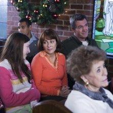The Middle: Patricia Heaton ed Eden Sher  nell'episodio Christmas