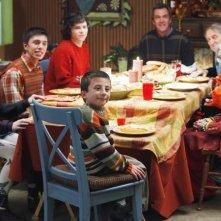 The Middle: Una scena dell'episodio Thanksgiving