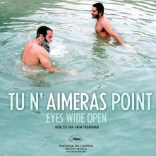 La locandina di Eyes Wide Open