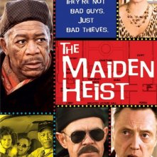 La locandina di The Maiden Heist