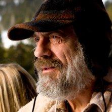 Christopher Lloyd in un'immagine del film Il richiamo della foresta 3D