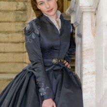 Cristiana Capotondi è Sissi in una immagine promo della fiction
