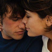 Dario Castiglio e Martina Codecasa in coppia per il film Sul mare di Alessandro D'Alatri