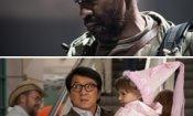 Denzel Washington e Jackie Chan: il guerriero e la spia nelle sale USA