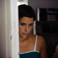 Martina Codecasa, protagonista del film Sul mare di Alessandro D'Alatri