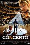 Nuovo locandina italiana del film Il concerto