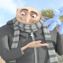 Un'immagine di Gru, ladro giocherellone di Cattivissimo me