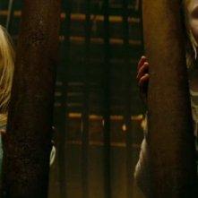 Una scena inquietante del remake di Nightmare (2010)
