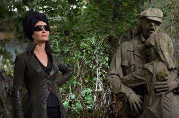 Uma Thurman interpreta la parte di Medusa nel film Percy Jackson e gli dei dell'Olimpo: Il ladro di fulmini
