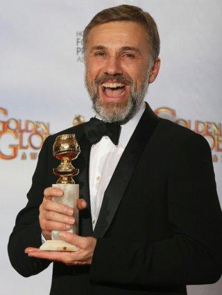 Christoph Waltz Miglior Attore non protagonista per Bastardi senza gloria ai Golden Globes (2010)