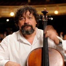 Dmitri Nazarov in un'immagine del film Il concerto
