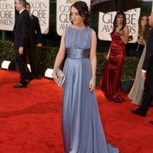 Jane Adams sul tappeto rosso dei 67° Golden Globes (2010)
