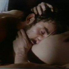 Frank Ripploh in una scena di Ai cessi in tassì (taxi zum klo, 1981) da lui diretto e interpretato