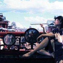 Un'immagine del film Goemon