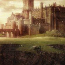 Una scena del film King of Thorn