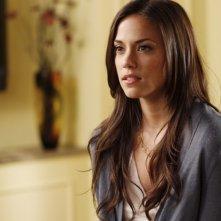 Alex (Jana Kramer) in una sequenza dell'episodio Weeks Go By Like Days  di One Tree Hill