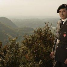 Bruno Todeschini in una scena del film Lourdes