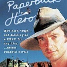 La locandina di Paperback Hero