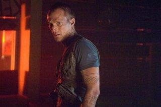 Paul Bettany, protagonista nerboruto del film Legion