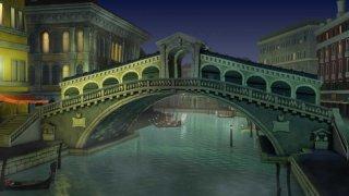 Un'immagine del Canal Grande che fa da sfondo alle avventure di Cuccioli - Il codice di Marco Polo