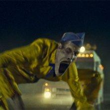 Un irriconoscibile Doug Jones nel film Legion