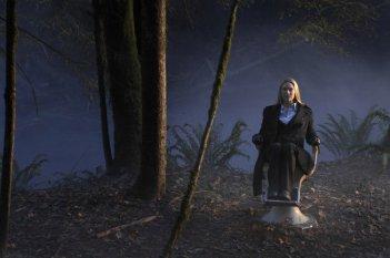 Fringe: Anna Torv in una scena dell'episodio Jacksonville