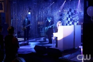 I Cheap Trick ospiti dell'episodio Don't You Forget About Me di One Tree Hill
