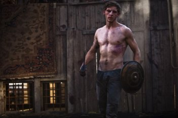 Jamie Bell interpreta Esca nel film The Eagle of the Ninth