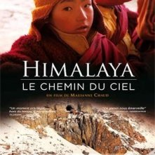 La locandina di Himalaya, le chemin du ciel