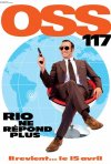 La locandina di OSS 117: Rio ne répond plus