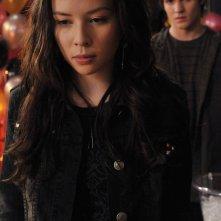 Anna (guest star Malese Jow) con alle spalle Jeremy (Steven R. McQueen) nell'episodio Unpleasantville
