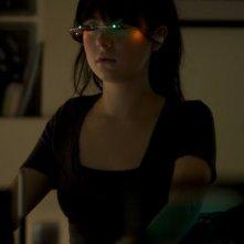Alessandra Toressani in una scena del pilot della serie 'Caprica'