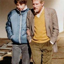 Christopher Connelly e Christian Fassetta nel film La stagione delle pioggie.