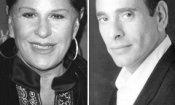 Lainie Kazan e Nestor Serrano in Ugly Betty