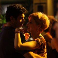 Pierfrancesco Favino e Alba Rohrwacher in una scena del film Cosa voglio di più