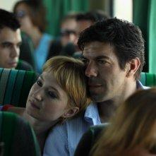 Pierfrancesco Favino e Alba Rohrwacher in una sequenza del film Cosa voglio di più