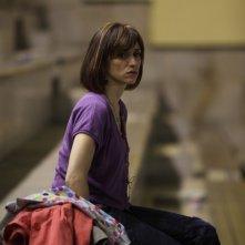Teresa Saponangelo in una scena del film Cosa voglio di più diretto da Silvio Soldini