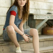 Una sequenza del film The Yellow Handkerchief con Kristen Stewart