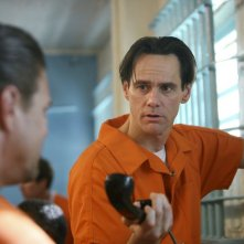Jim Carrey in prigione nel film I Love You Phillip Morris