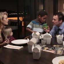 Nip/Tuck: Julian McMahon e Kelly Carlson nell'episodio Wesley Clovis