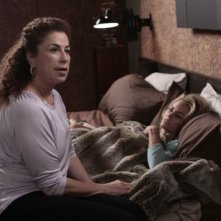 Nip/Tuck: Roma Maffia e Kelly Carlson nell'episodio Wesley Clovis