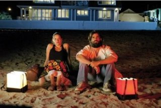 Tammy Blanchard e Eduardo Verástegui in una sequenza del film Bella