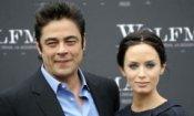 Benicio, un 'Wolfman' americano a Roma